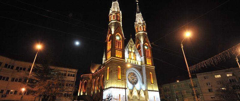 """Biserica """"Presfântă Inimă a Lui Iisus"""""""