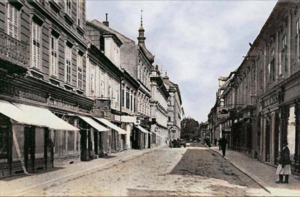 Timișoara la pas
