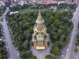 Vecinătăți sacre: Catedrala (V)