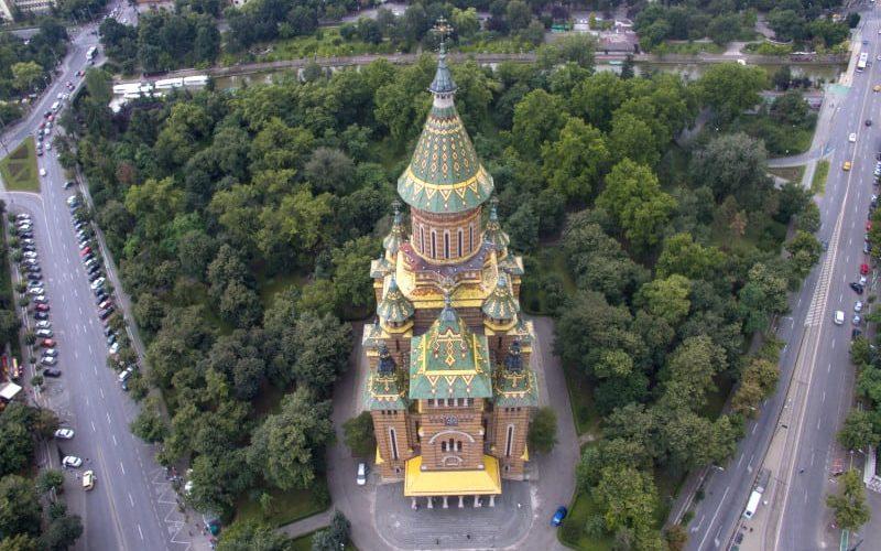 Catedrala Mitropolitană din Timișoara(I)