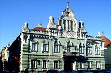 Obiectiv turistic în Timișoara