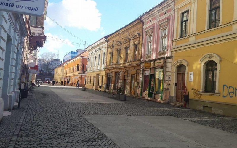 Fragmente din istoria unei străzi istorice (I)