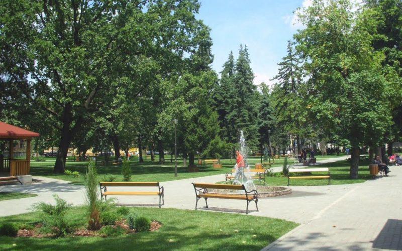 Parcurile din vecinătate 1
