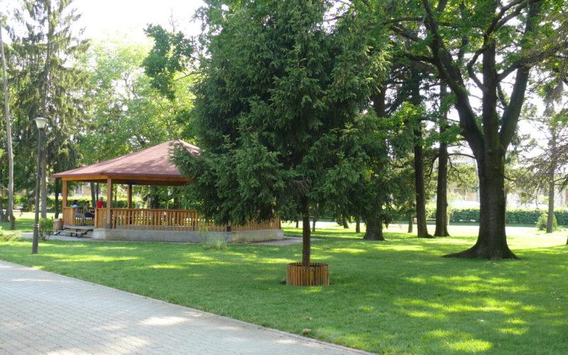 Parcul Central din Timișoara
