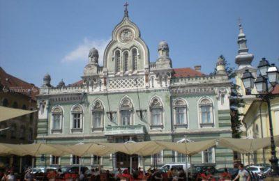 Obiective turistice în Timișoara